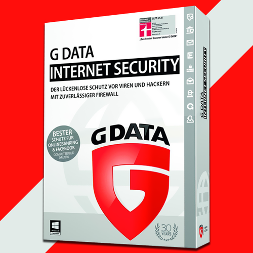 G Data InternetSecurity 1er